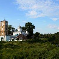 Церковь Николая Чудотворца ХIV в. :: Ирина Никифорова