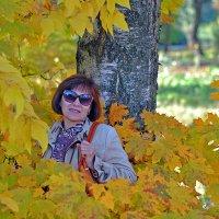 Осенняя женщина :: BoykoOD