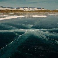 Зимний лед :: Сергей Щеглов