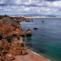 Южные берега Португалии. :: михаил