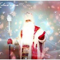 Дед Мороз :: Наталья Мерзликина
