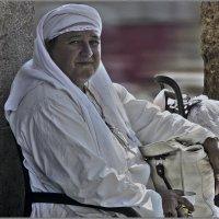 В надежде заработать«Израиль, всё о религии...» :: Shmual Hava Retro