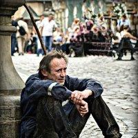 Одиночество :: Юрий Гординский