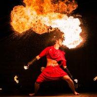 Fire show :: Александр Тарасевич