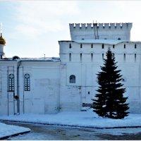 Знаменская башня (1). :: Владимир Валов
