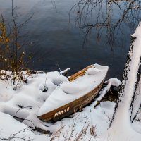 Зима в Октябре... :: игорь козельцев