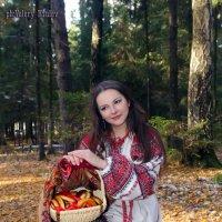прогулка в лесу :: Валерий Хрулев