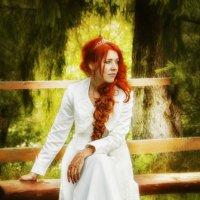 Рыжая бестия :: Марина Казнина
