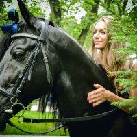 Невеста на коне :: Маргарита Подолян(Лебедева)