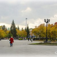 Осенний Новосибирск :: Татьяна Титова