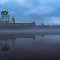 Туманное :: Юрий Шувалов