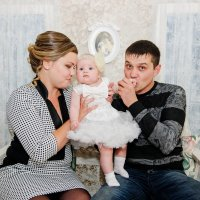 Семейная съемка :: Евгения Шамкова