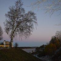 После захода солнца. :: vkosin2012 Косинова Валентина