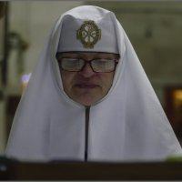 В Храме Александра Невского Иерусалим«Израиль, всё о религии...» :: Shmual Hava Retro