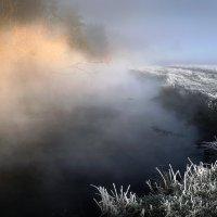 Пока не накрыла Тумана Волна... :: Андрей Войцехов