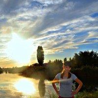 Луч солнца золотого.... :: Екатерина Кудинова