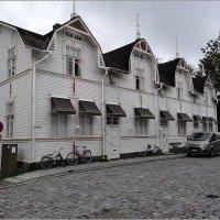 Улица старых финских домов :: Вера