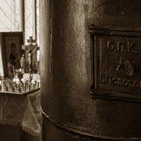 В старой церкви :: Игорь Чубаров