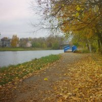 В моем городе осень.... :: Павлова Татьяна Павлова