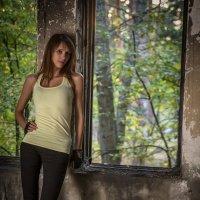 Заброшенный лагерь :: Emily Ricci