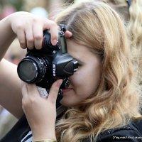Юная ,но фото-графиня :: Олег Лукьянов