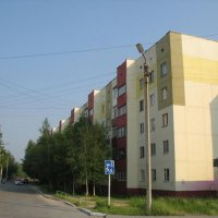 город Нефтеюганск :: Андрей Сухарь