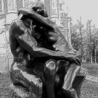 Поцелуй :: Nikolay Monahov