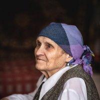 Бабушка :: Сергей Волков