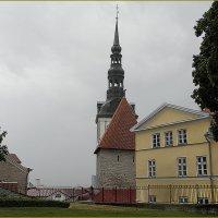 Шедевры и экспонаты церкви Нигулисте :: Вера