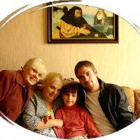Семейный портрет с Босхом :: Григорий Кучушев