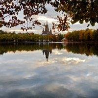 в зеркале вод :: Валентина Папилова