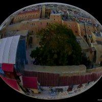 Иерусалим с высоты птичьего полёта3 :: Shmual Hava Retro