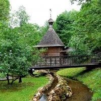 Дождливым днём в Талеже :: Александр Буянов