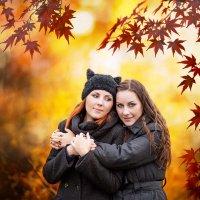 ♥♥♥ Осень ...  Cестрёнки... ♥♥♥ :: Alex Lipchansky
