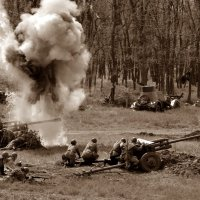 Артиллеристы, Сталин дал приказ! :: Владимир Болдырев