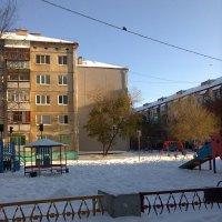 Зима пришла внезапно.... :: Елена (Melena505) Моисеева