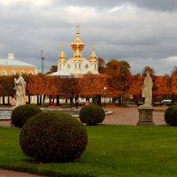 осень в Петергофе :: Валентина Папилова