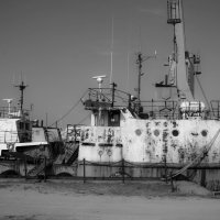 приют уставших кораблей :: Константин Бабкин