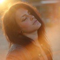 Тепло солнца. :: Андрей Алексеенко