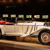 Mercedes  1923-1935 :: Georg Förderer