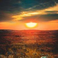Вид с Чатырдага :: Солнечная Лисичка =Дашка Скугарева