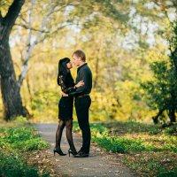Фотосессия Love Story Артёма и Юли. :: Артемий Кошелев