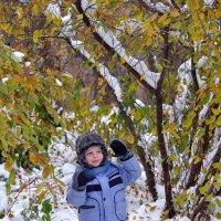осень-зима (октябрь) :: Светлана