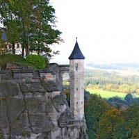 Крепость Кёнигштайн... :: Andrey Klink