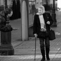 Мать, на пиво ... :: Александр Степовой