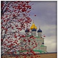 Городские зарисовки :: Юрий Шувалов