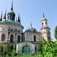 Церковь в Быково :: Daria Sikorochka