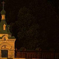 Часовня :: Дмитрий Балтухин