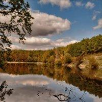 Осенний пейзаж :: Татьяна Кретова