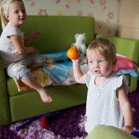 съемка детей в домашней обстановке, естественный свет :: Sofia Rakitskaia